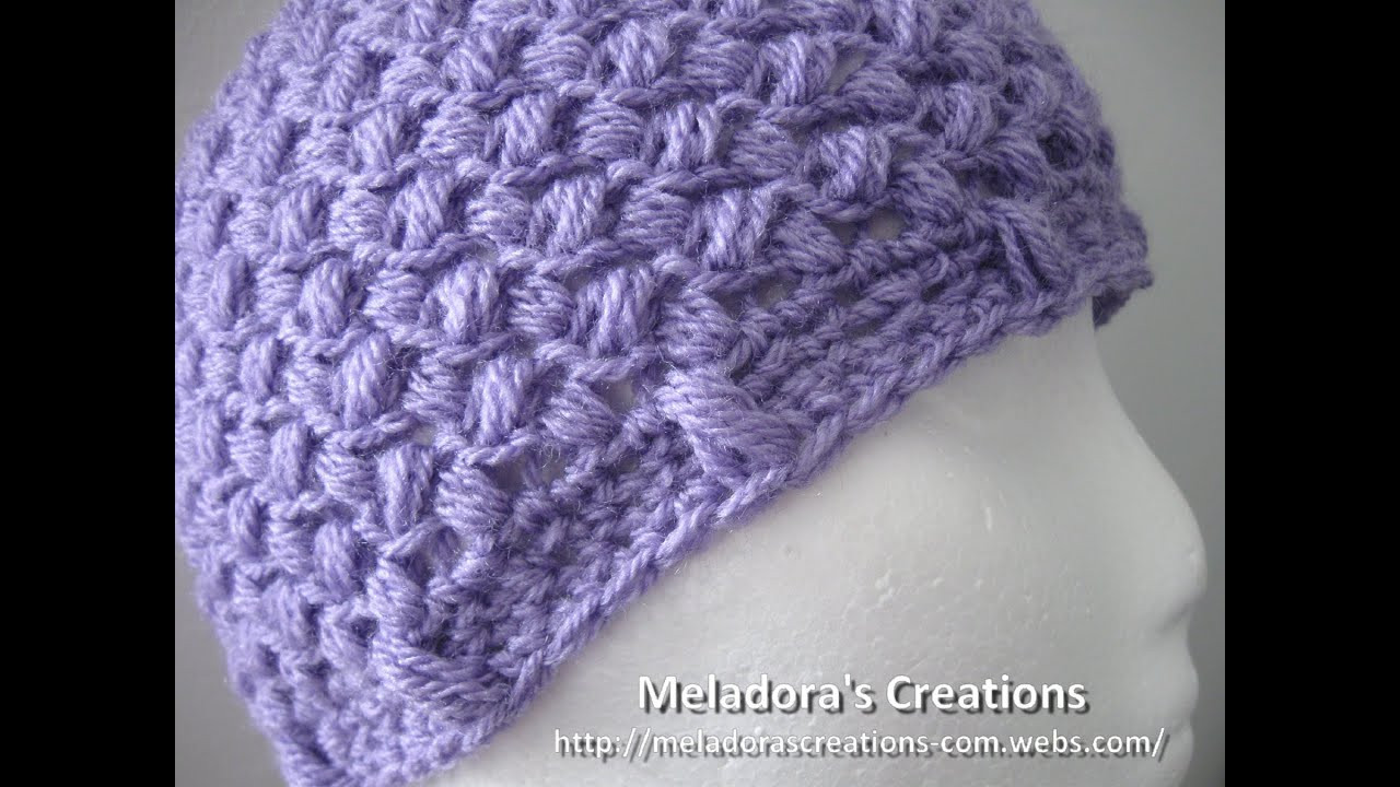 Elegant Bean Stitch Beanie Crochet Tutorial Baby Adult Sizes Crochet Tutorial Youtube Of Amazing 43 Pics Crochet Tutorial Youtube
