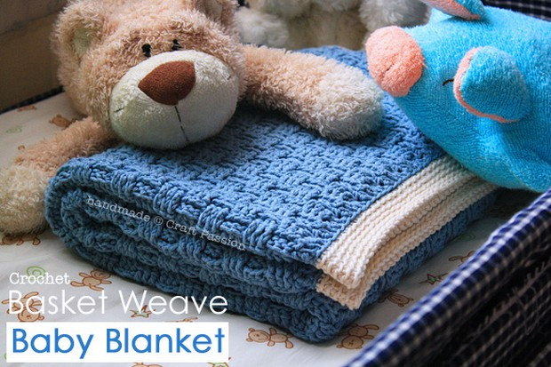 Elegant Beautiful Crochet Basket Weave Baby Blanket – Free Pattern Basket Weave Crochet Baby Blanket Of Brilliant 46 Photos Basket Weave Crochet Baby Blanket