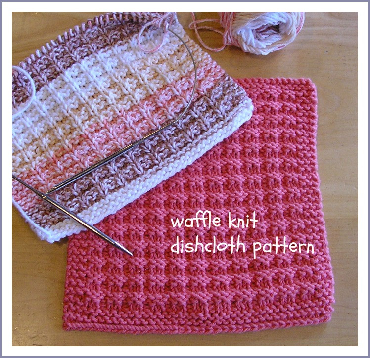Elegant Been there Done that Waffle Knit Dishcloth Pattern Dish Rag Knitting Pattern Of Marvelous 45 Pictures Dish Rag Knitting Pattern