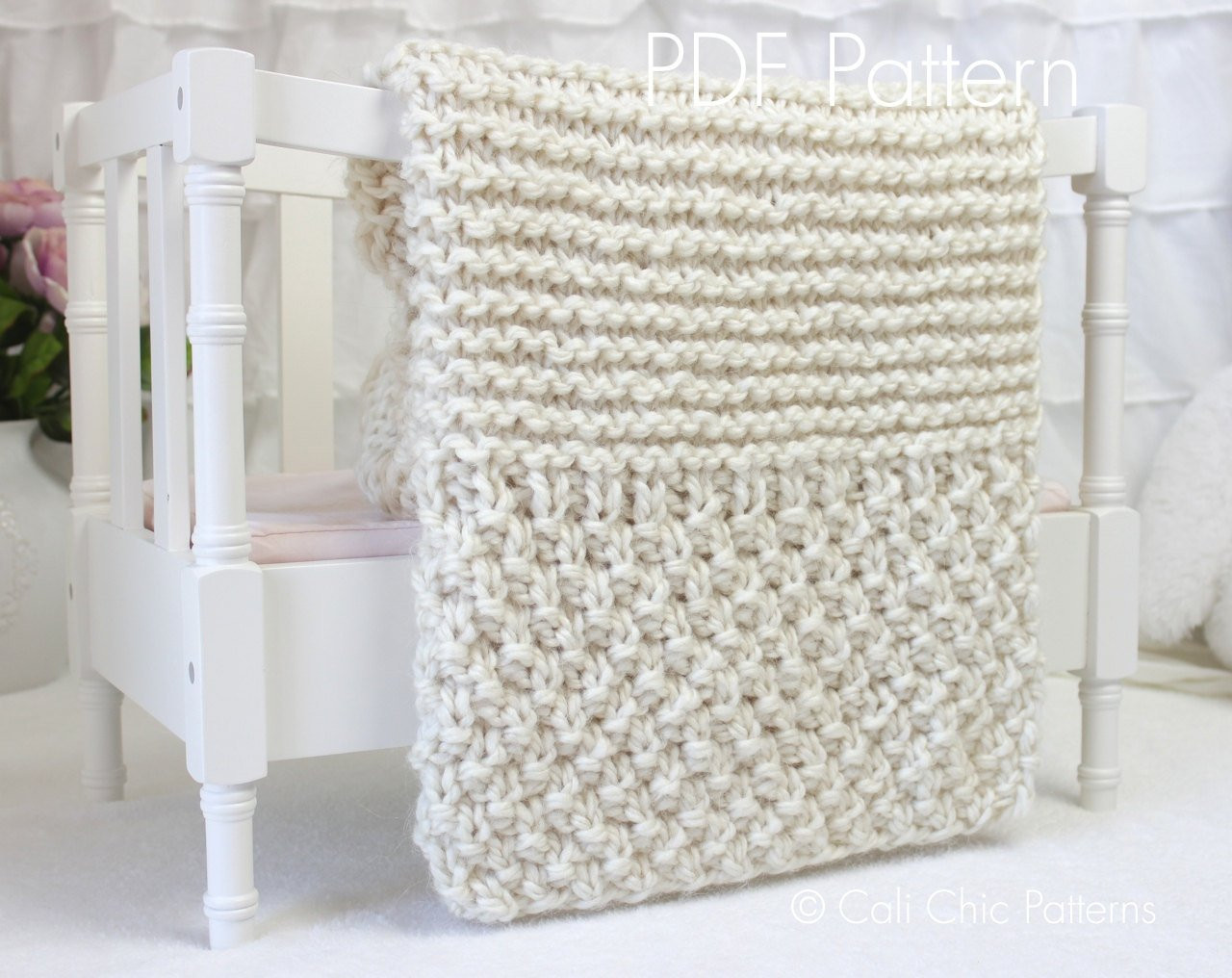 Elegant Beginner Knitting Pattern 102 buttercream Baby Afghan Easy Knit Baby Blanket for Beginners Of Fresh 44 Pictures Easy Knit Baby Blanket for Beginners
