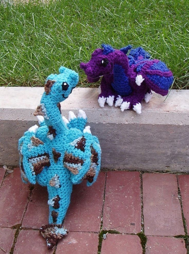 Elegant Best 25 Crochet Dragon Pattern Ideas On Pinterest Crochet Dragon Pattern Of Brilliant 50 Pictures Crochet Dragon Pattern