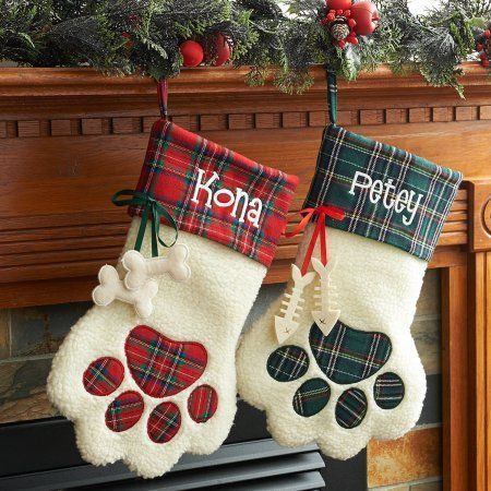 Elegant Best 25 Dog Christmas Stocking Ideas On Pinterest Dog Paw Stocking Of Charming 44 Ideas Dog Paw Stocking
