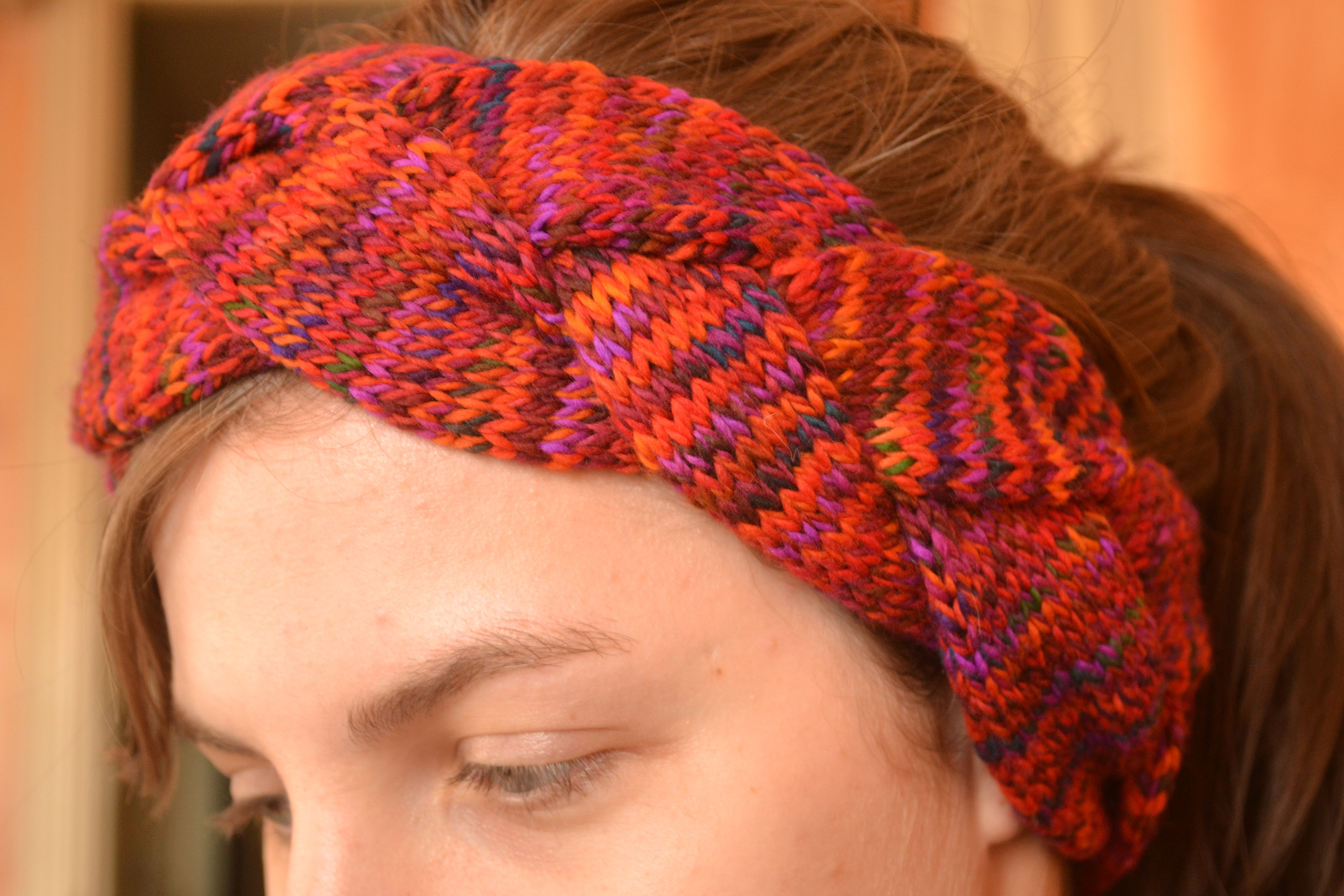Elegant Braided Knit Headband Patterns Braided Knit Headband Of Amazing 42 Pics Braided Knit Headband