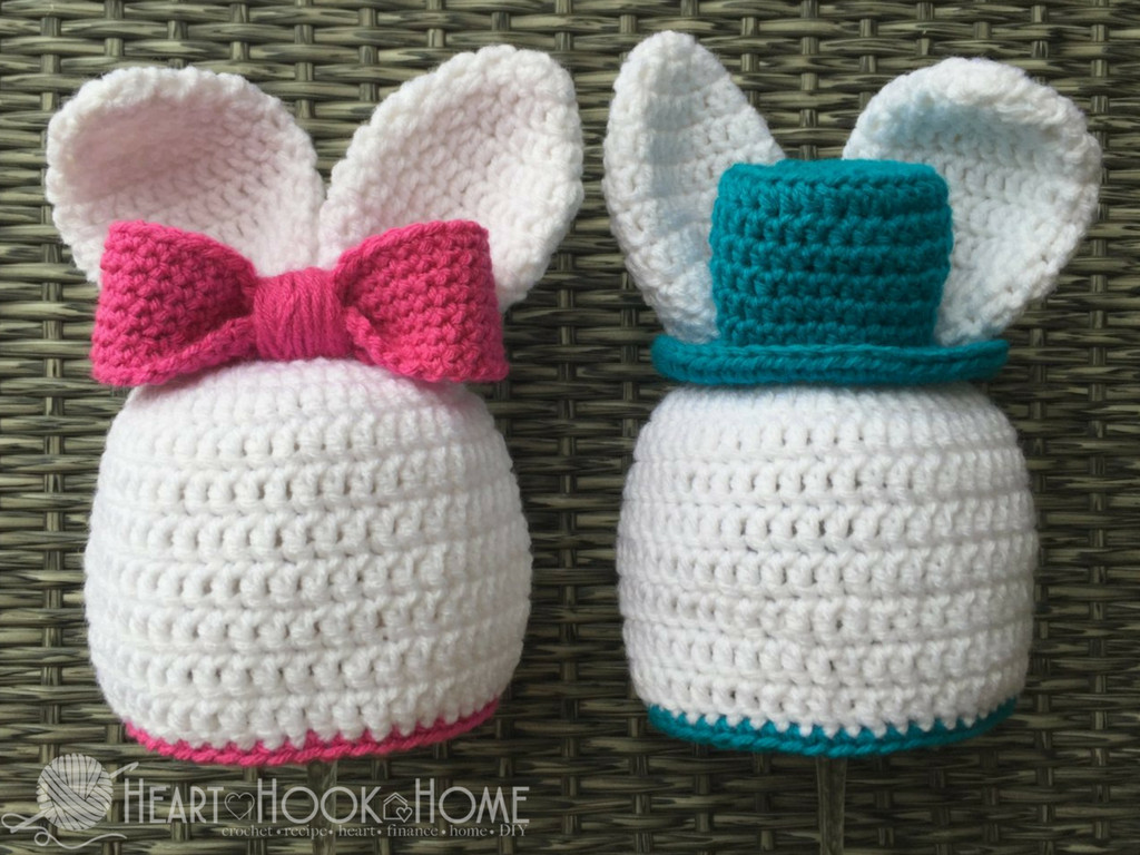 Elegant Bunny Beanie with Ears Free Crochet Pattern for Easter Crochet Bunny Hat Of Gorgeous 50 Photos Crochet Bunny Hat