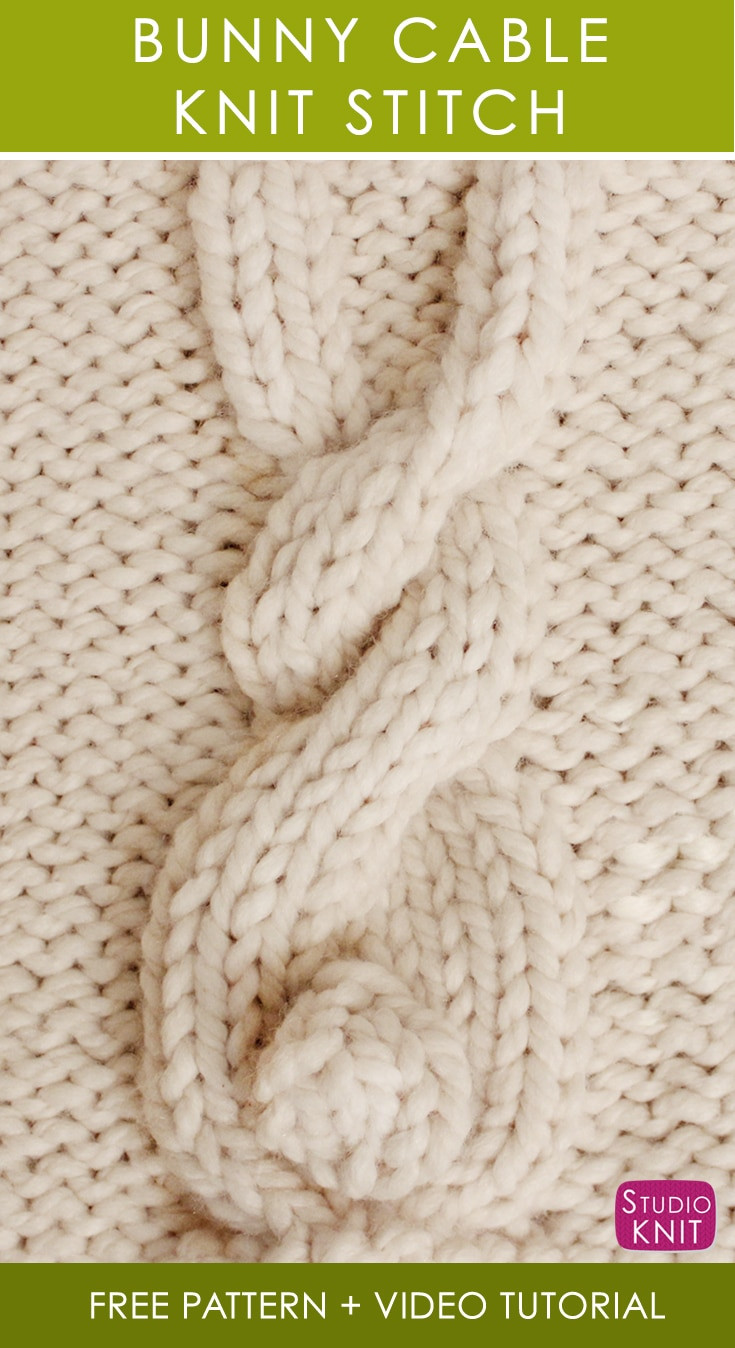 Elegant Bunny Cable Knit Stitch Pattern Cable Knitting Patterns Of Beautiful 41 Models Cable Knitting Patterns