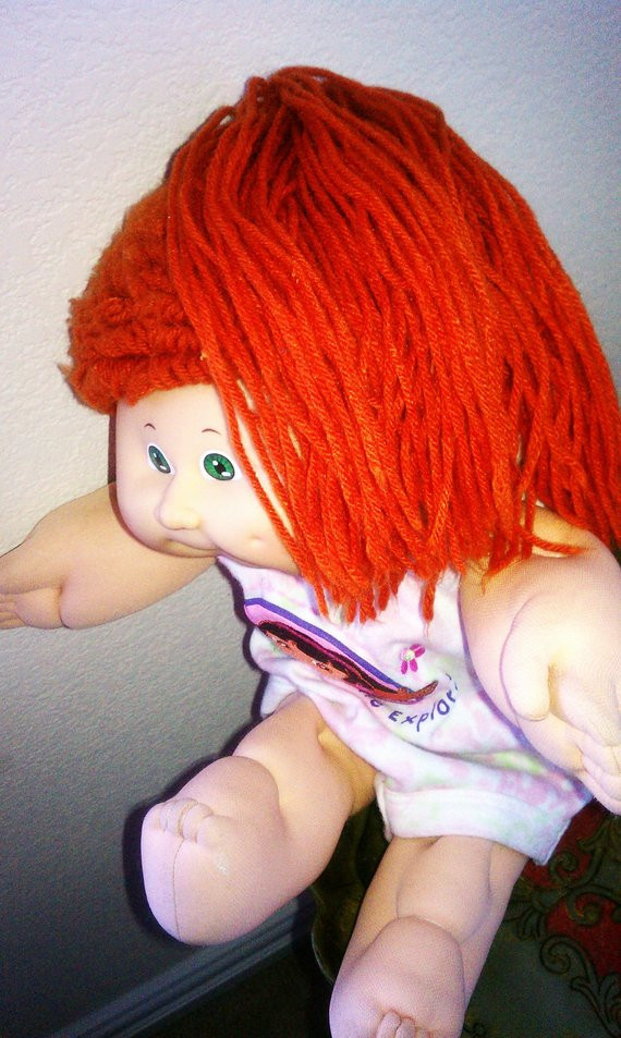 Elegant Cabbage Patch Doll 1986 Long Red Hair Sale Price Cabbage Patch Doll Prices Of Innovative 49 Models Cabbage Patch Doll Prices