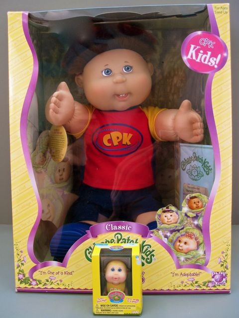 Cabbage Patch Kid Babyland Mini Dolls by Jakks Pacific