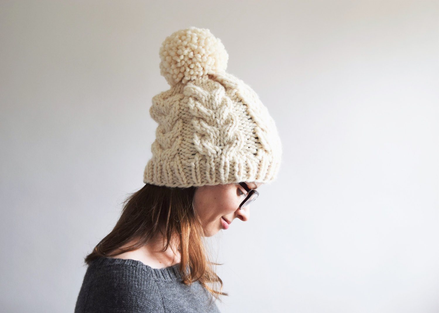Elegant Cable Knit Hat Pattern Cabled Hat Pattern Cable Hat Cable Knit Hat Of Fresh 40 Pics Cable Knit Hat