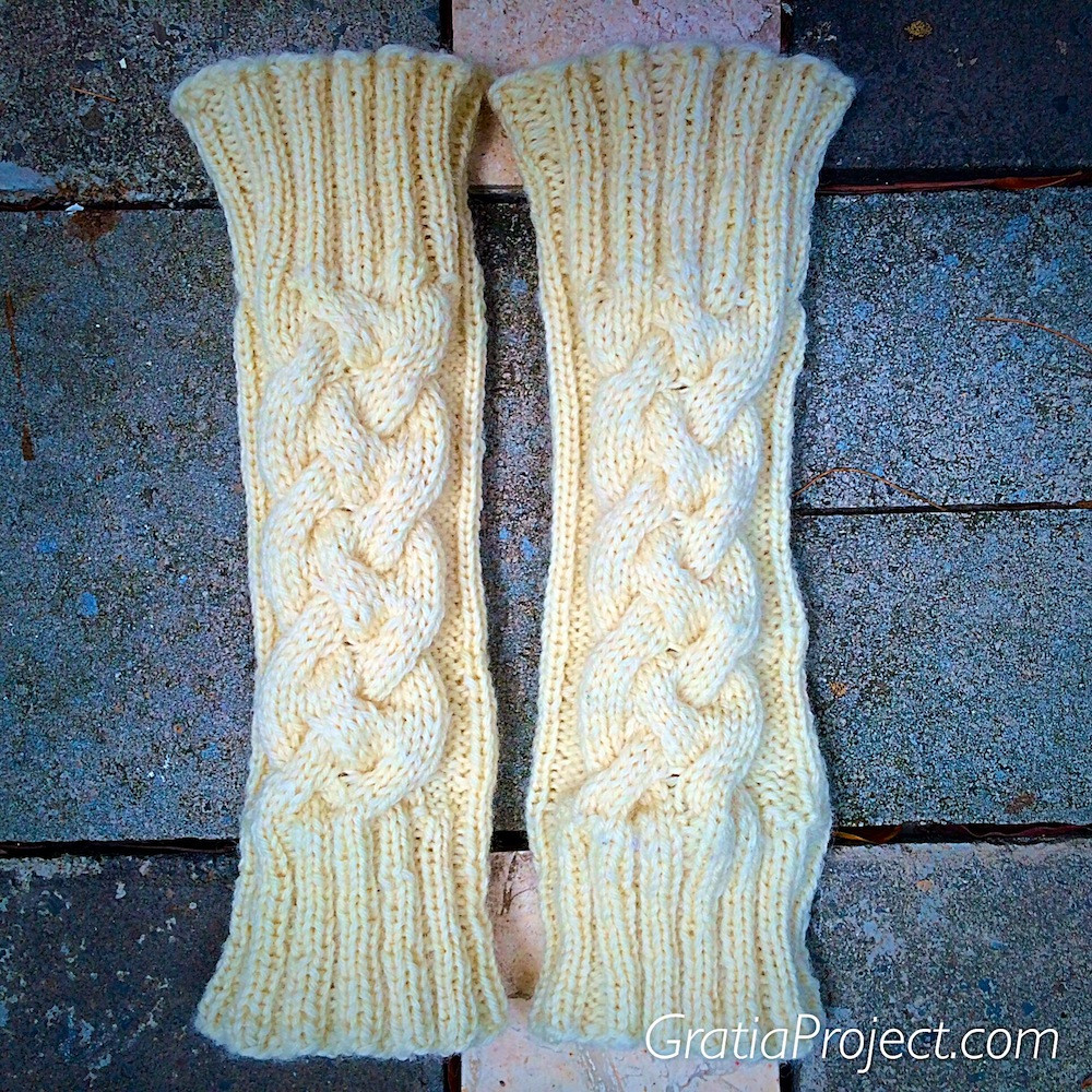 Elegant Cable Leg Warmer Knitting Pattern – Gratia Project Leg Warmers Knitting Pattern Of Charming 47 Pics Leg Warmers Knitting Pattern