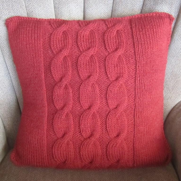 Elegant Cable Panel Pillow Cover by Ladyship Cable Knit Pillow Cover Of Top 41 Pictures Cable Knit Pillow Cover