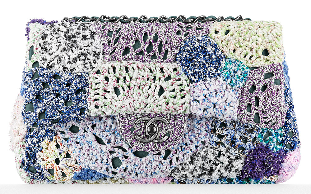 Elegant Check Out S and Prices for Chanel S Cruise 2016 Bags Crochet Cruise Of Adorable 45 Pics Crochet Cruise