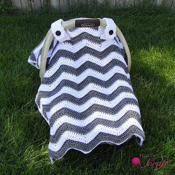 Elegant Chevron Car Seat Canopy by Hcraftcorner Craftsy Seat Cover Pattern Of Superb 46 Photos Seat Cover Pattern