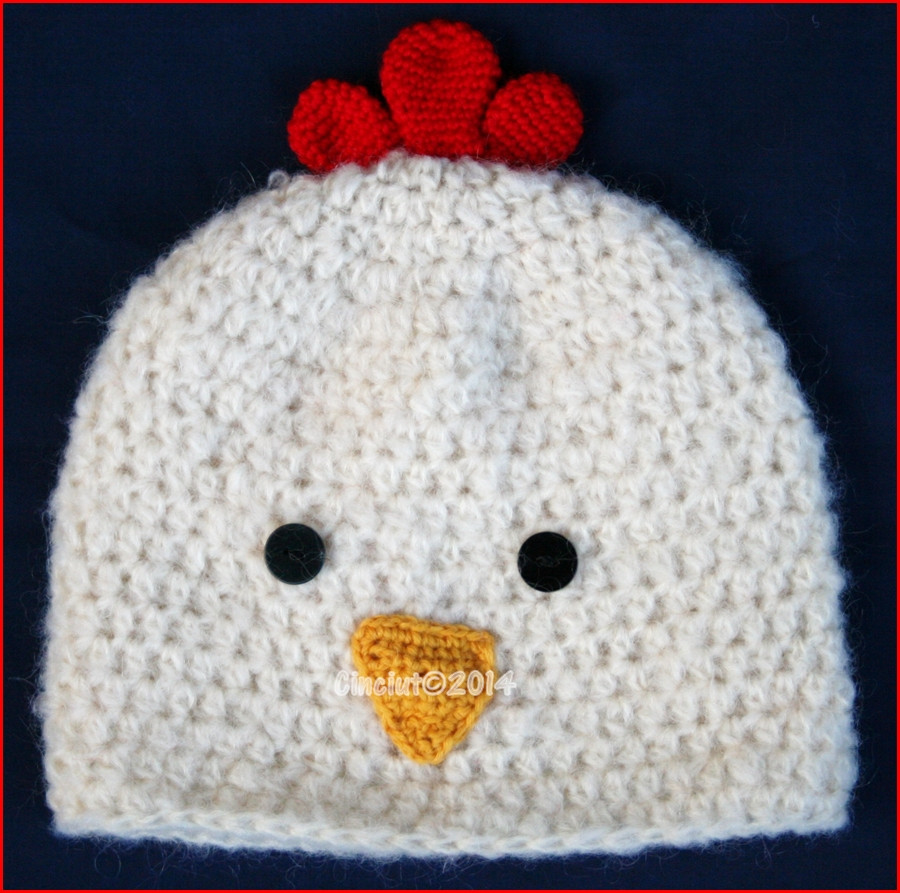 Elegant Chicken Baby Hat by Cinciut On Deviantart Baby Chicken Hat Of Lovely Chicken Hat Crochet Pattern Baby Chicken Hat