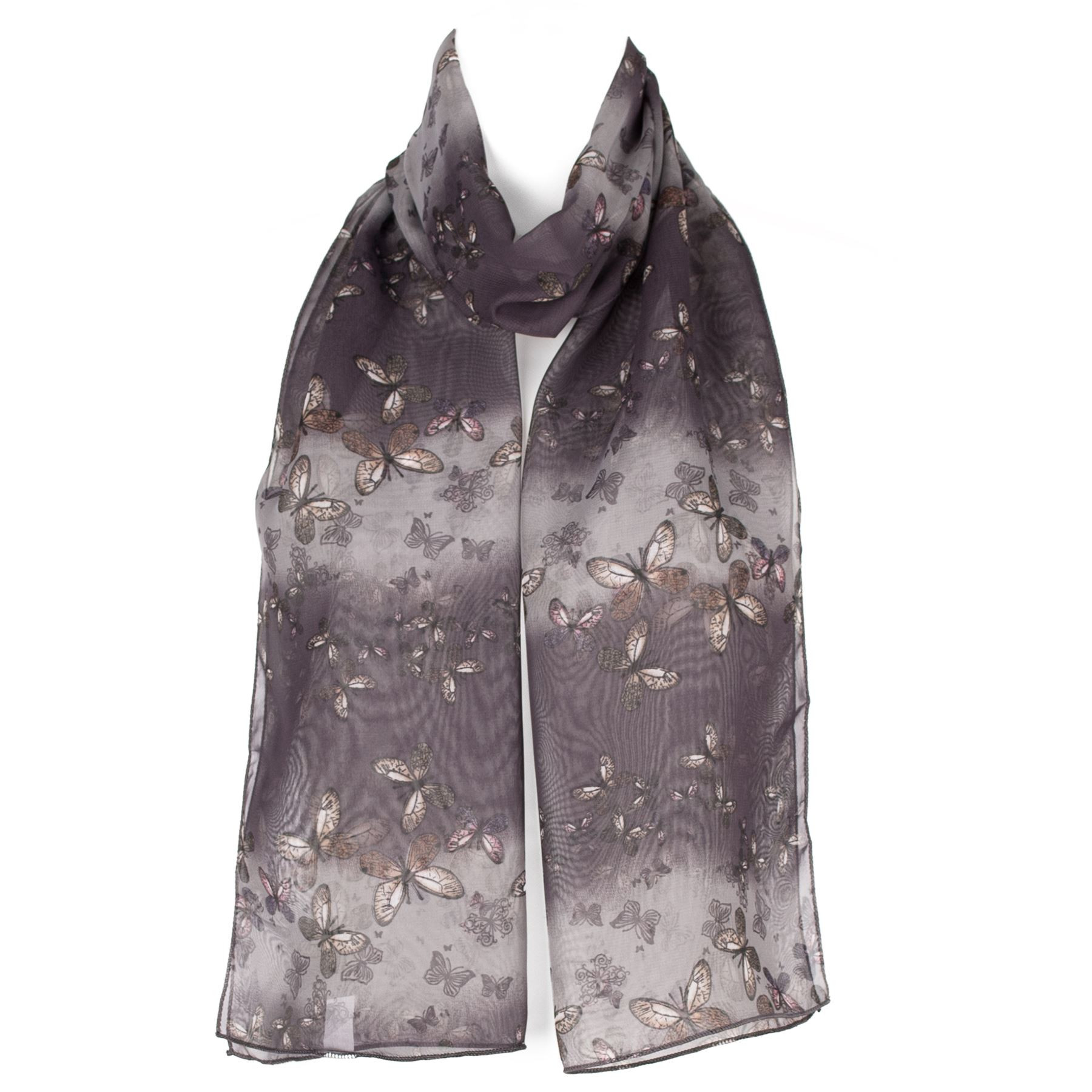 Elegant Chiffon La S Womens butterfly Print Scarf Shawl Wrap butterfly Shawl Of Wonderful 44 Pics butterfly Shawl