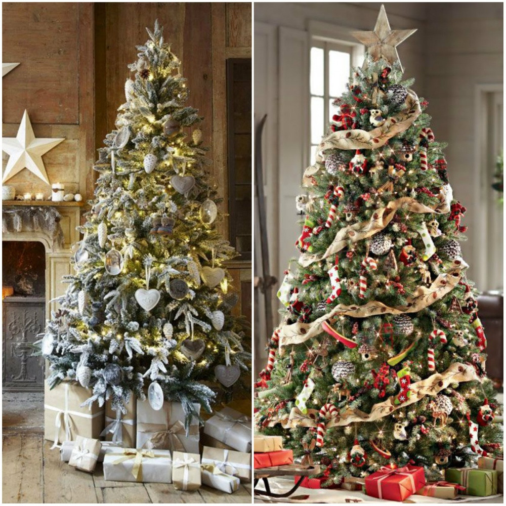 Elegant Christmas ornaments Best Of Eight Elegant Christmas Tree Decor Ideas Of Contemporary 40 Images Elegant Christmas ornaments