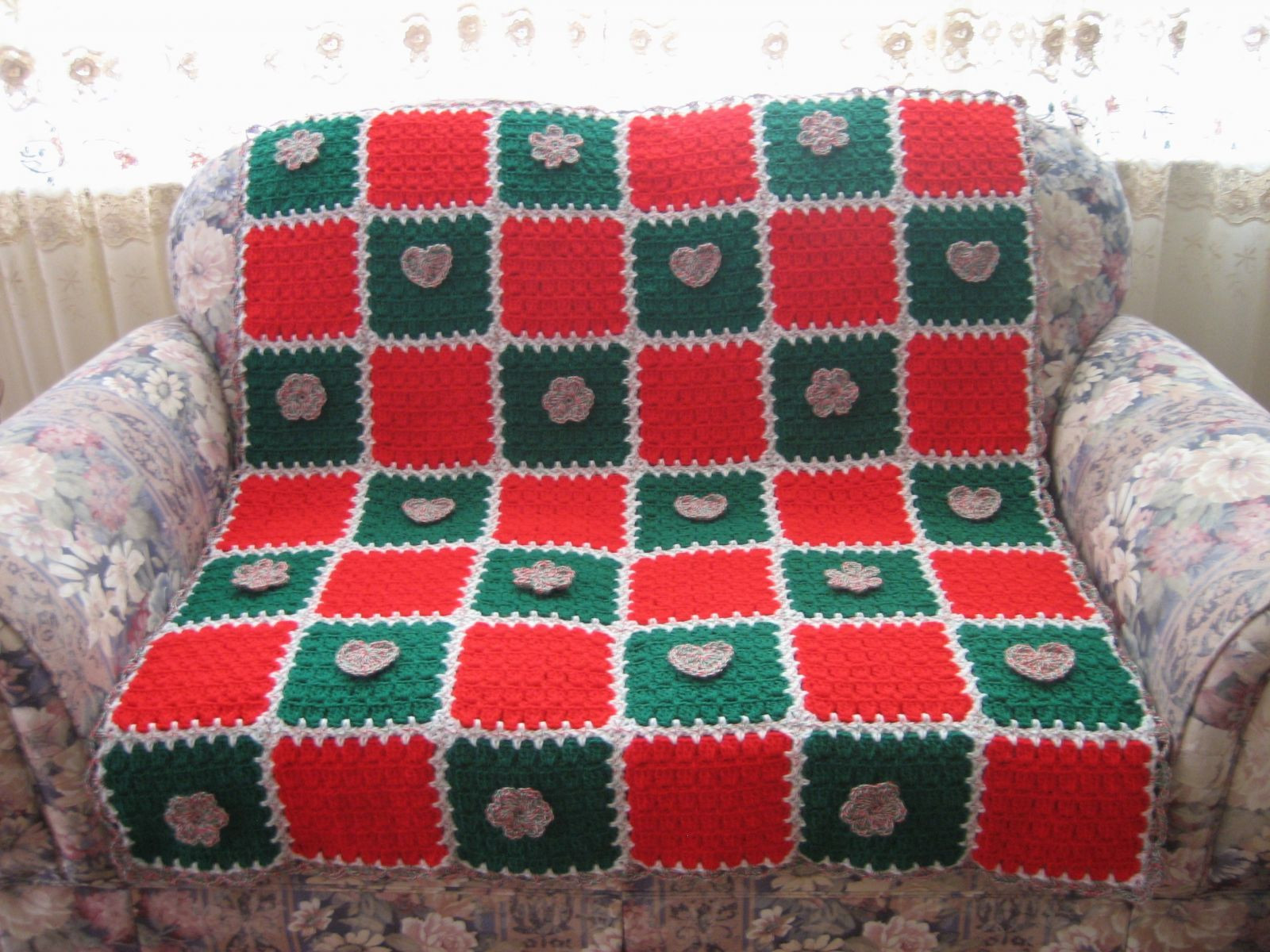 Elegant Christmas Sweetheart Afghan All Free Crochet Afghan Patterns Of New 48 Pics All Free Crochet Afghan Patterns