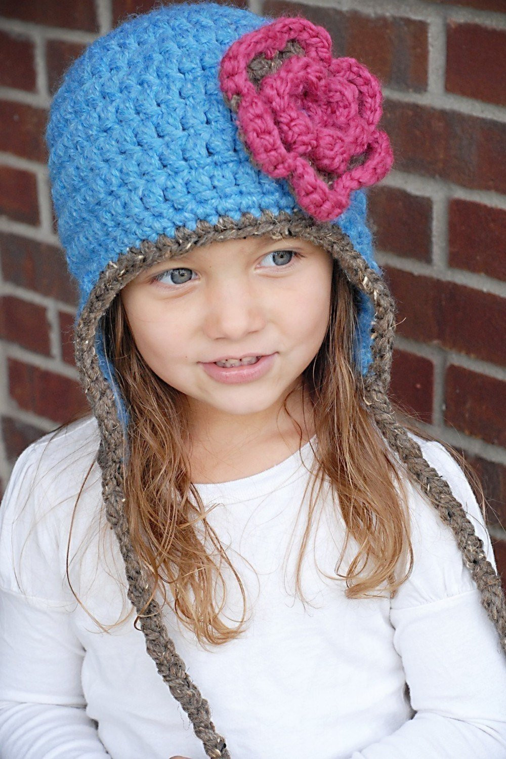 Elegant Chunky Earflap Hat Crochet Pattern Instant Download Chunky Crochet Hat Pattern Of Delightful 50 Ideas Chunky Crochet Hat Pattern
