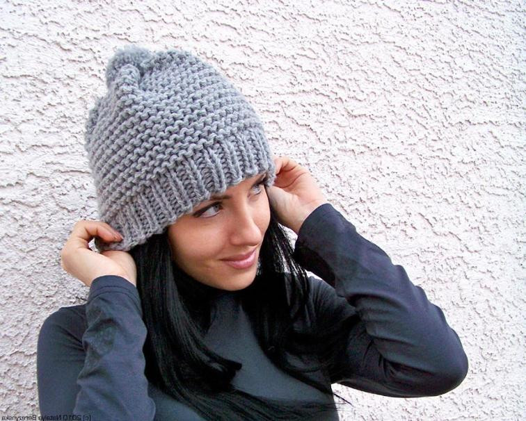 Chunky Knit Hat Pattern Roundup 12 Quick & Cozy Patterns