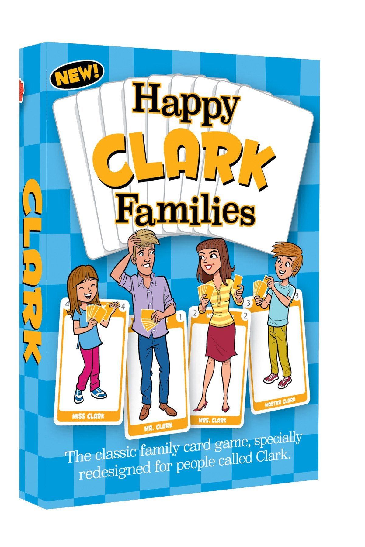 Elegant Clark Family Edition Of the Brilliant New Happy Families New Family Games Of Perfect 47 Ideas New Family Games