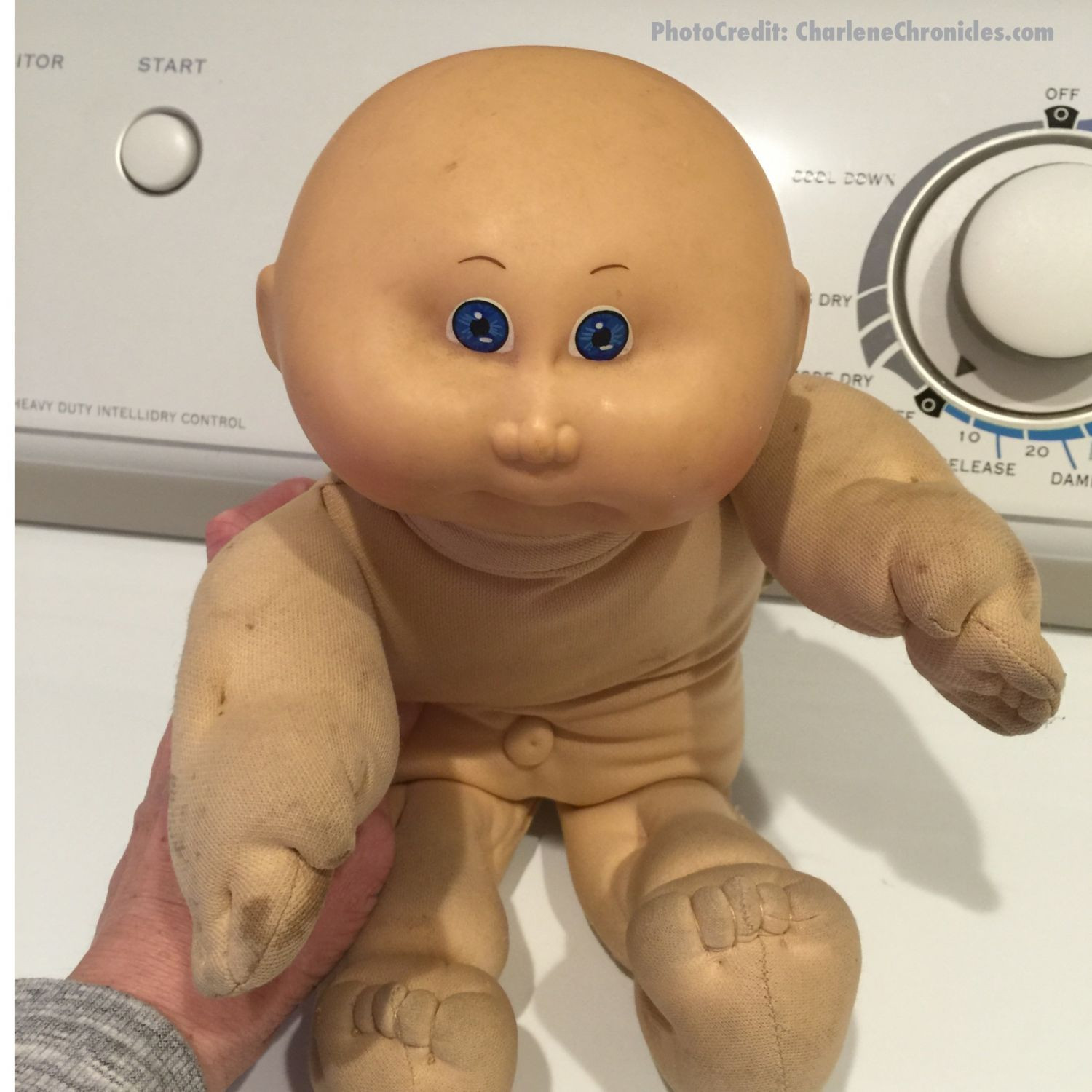 Clean Vintage Cabbage Patch Kid Toy Reviews The Toy