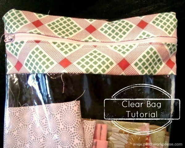 Elegant Clear Zipper Bag · How to Make A Zipper Pouch · Sewing On Project Bag Pattern Of Incredible 47 Models Project Bag Pattern
