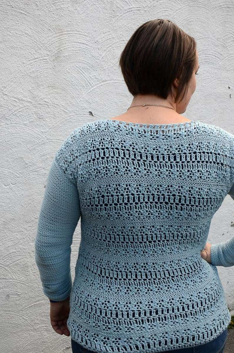 Elegant Coelum Sweater Crochet Pattern • Easy Crochet Pattern Crochet Pullover Of Top 47 Images Crochet Pullover
