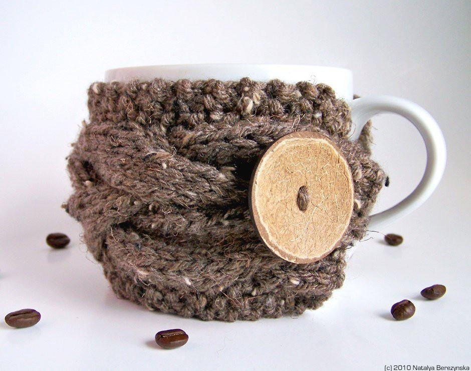 Elegant Coffee Cozy Pattern Knitting Pattern Tea Cozy Pattern Mug Coffee Cup Cozy Of Awesome 47 Images Coffee Cup Cozy