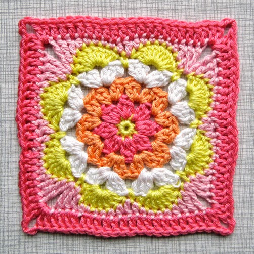 Elegant Color N Cream Crochet and Dream Crochet Pattern Flower Crochet Flower Square Of Brilliant 47 Models Crochet Flower Square