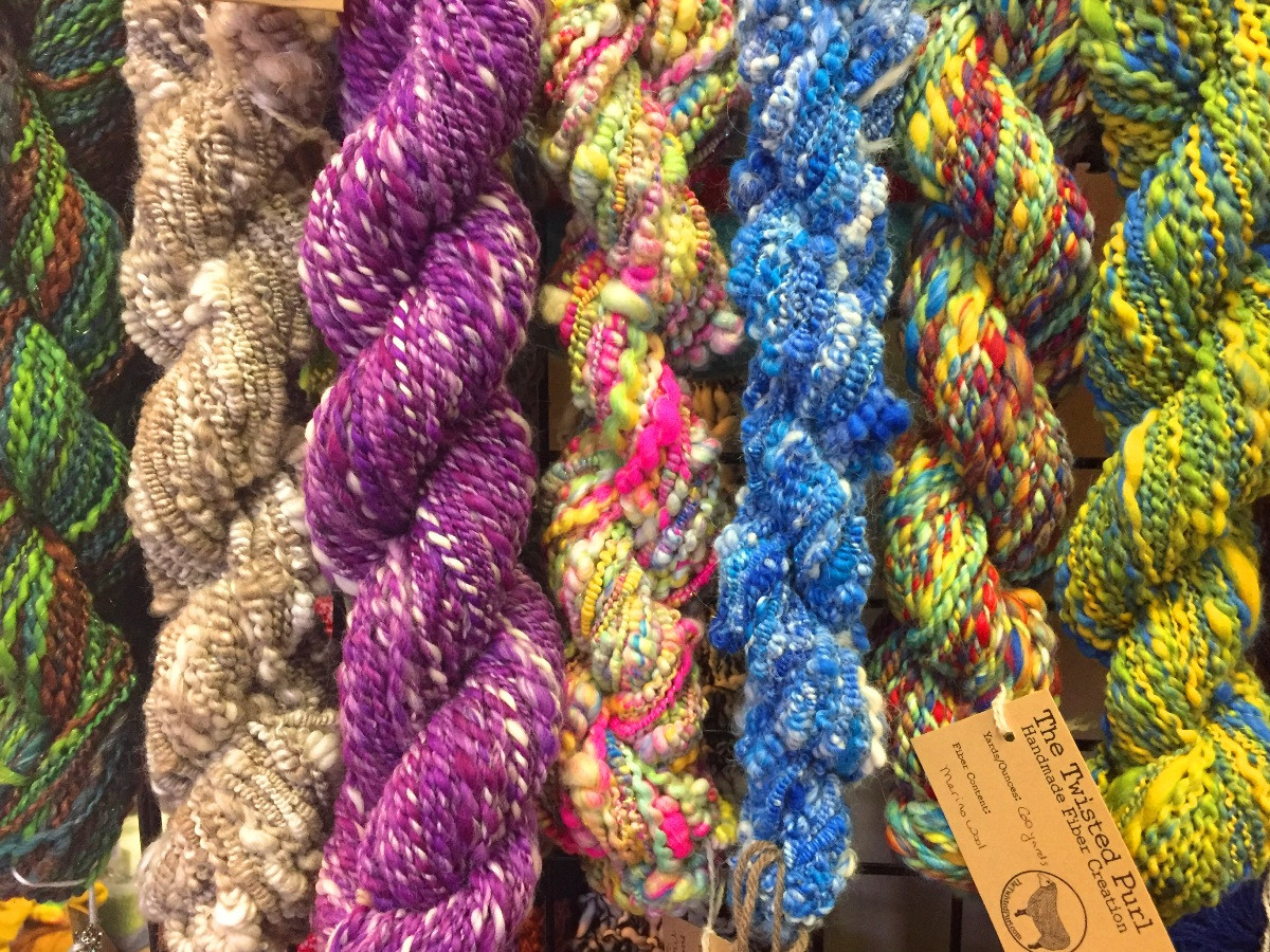 Elegant Conway Yarn Lovers Unite at the Twisted Purl Ly In Yarn Outlet Of Amazing 50 Photos Yarn Outlet