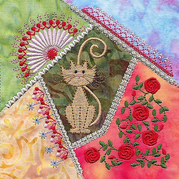 Elegant Crazy Gorgeous 18 Crazy Patchwork Embroidery Designs Embroidery Quilt Patterns Of Contemporary 50 Pictures Embroidery Quilt Patterns