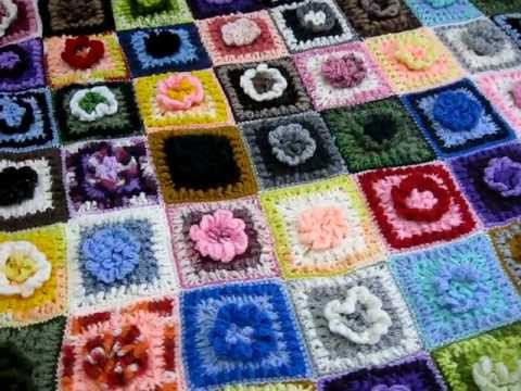 Elegant Crochet Afghan Loopy Flowers Afghan Crochet Youtube Of Luxury 40 Pictures Afghan Crochet Youtube