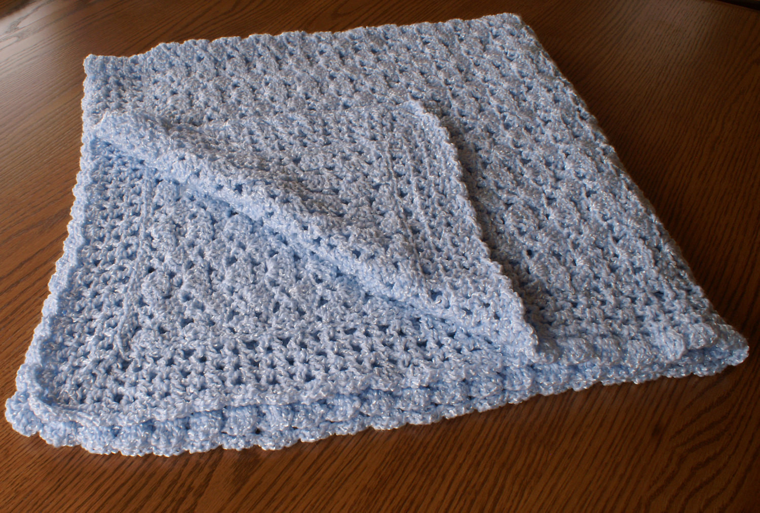 Elegant Crochet Baby Blanket with Shell Stitch Shell Stitch Baby Blanket Of Brilliant 49 Images Shell Stitch Baby Blanket
