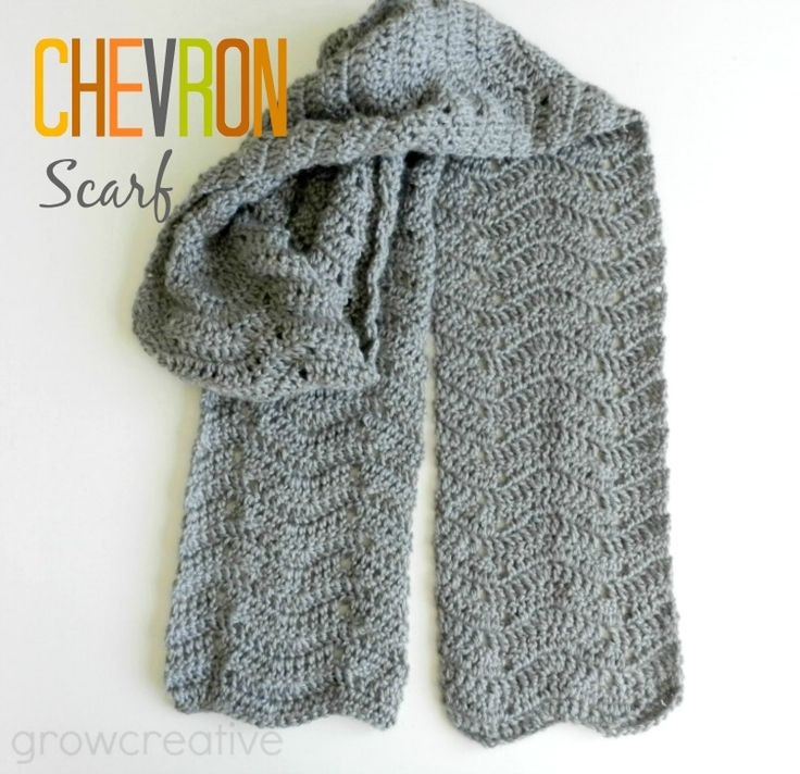 Elegant Crochet Chevron Scarf Materials Worsted Weight Yarn I Caron Simply soft Patterns Of Marvelous 49 Photos Caron Simply soft Patterns