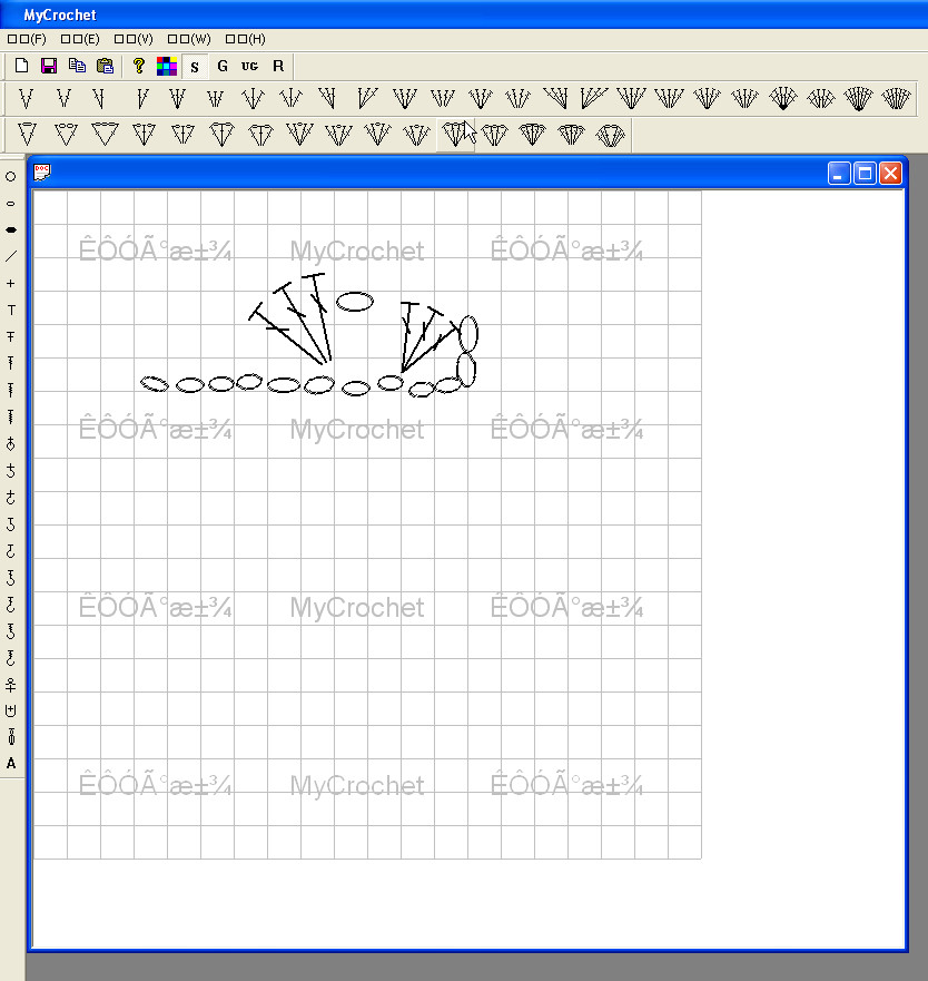 Elegant Crochet Graph Maker Wmperm for Free Crochet Graph Maker Of Incredible 46 Models Free Crochet Graph Maker
