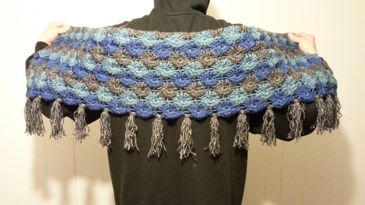 Elegant Crochet How to Crochet Gorgeous Bavarian Stitch Shawl Crochet Scarf Youtube Of Attractive 40 Pictures Crochet Scarf Youtube