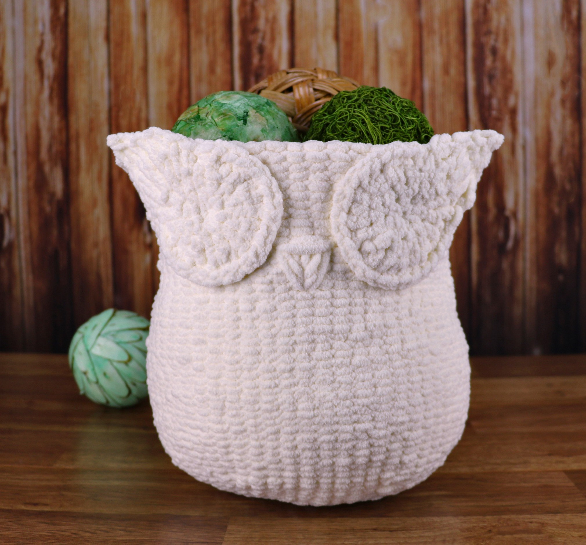 Elegant Crochet Owl Pattern for Adorable and Cute Design Crochet Owl Basket Of Brilliant 47 Photos Crochet Owl Basket