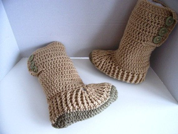 Elegant Crochet Pattern for Ugg Boots for Adults Crochet Ugg Boots Of Beautiful 42 Ideas Crochet Ugg Boots
