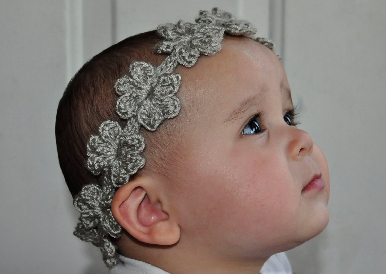 Elegant Crochet Pattern Pdf Headband Bracelet Flower Garland Babies Crochet Headbands Of Awesome 49 Photos Babies Crochet Headbands