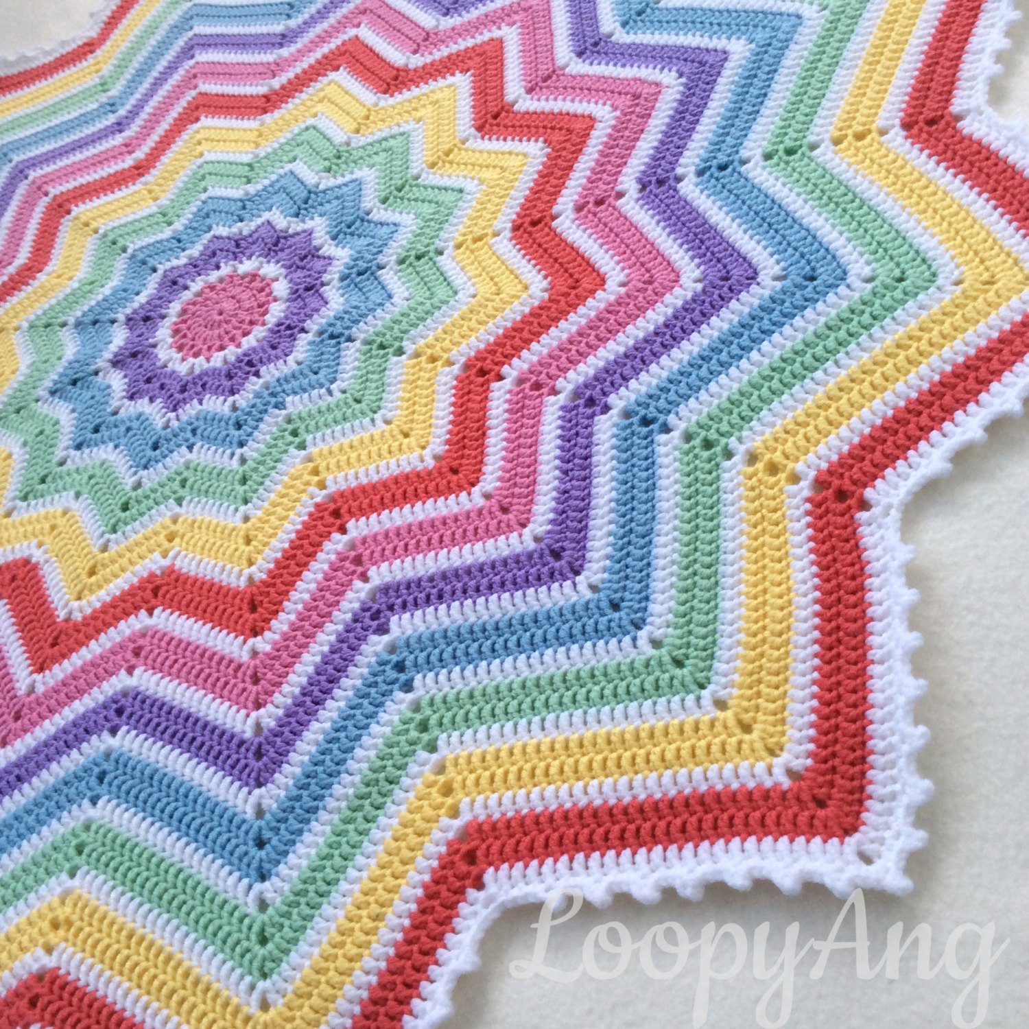 Elegant Crochet Rainbow Baby Blanket 12 Pointed Star Afghan Crochet Star Blanket Of Superb 49 Images Crochet Star Blanket