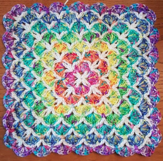 Elegant Crochet Shell Stitch Tutorial Lots Patterns Crochet Shell Blanket Of Lovely 40 Pictures Crochet Shell Blanket