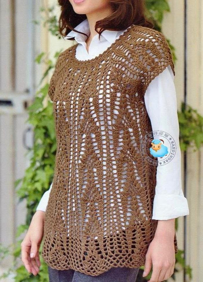 Elegant Crochet Sweaters Crochet Tunic Pattern for Women Free Crochet Tunic Patterns Of Marvelous 46 Images Free Crochet Tunic Patterns