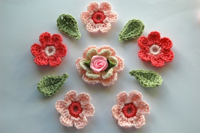 Elegant Crocheting Club Crochet Flowers Crochet Club Of Great 43 Models Crochet Club