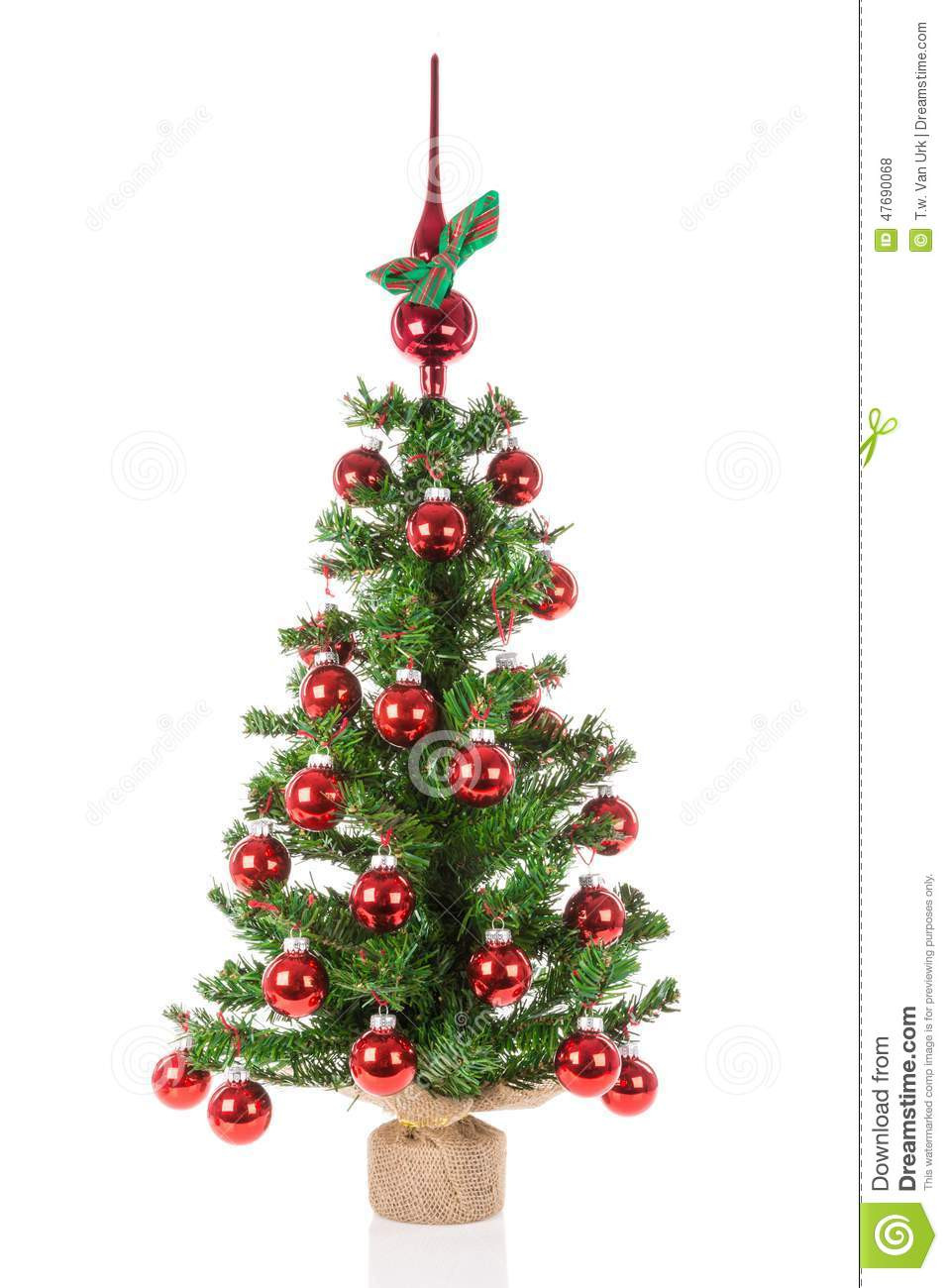 Elegant Decorated Christmas Tree with Peak Balls Over A White Christmas Tree Balls Of Wonderful 50 Pictures Christmas Tree Balls