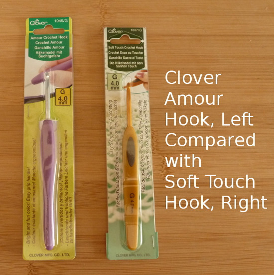 Elegant Different Types Of Crochet Hooks Guide Clover soft touch Crochet Hooks Of Fresh Clover soft touch Crochet Hook Size 7 Clover soft touch Crochet Hooks