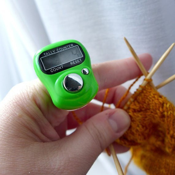 Elegant Digital Row Counter for Knitting and Crocheting My Crochet Row Counter Of New 44 Pics Crochet Row Counter