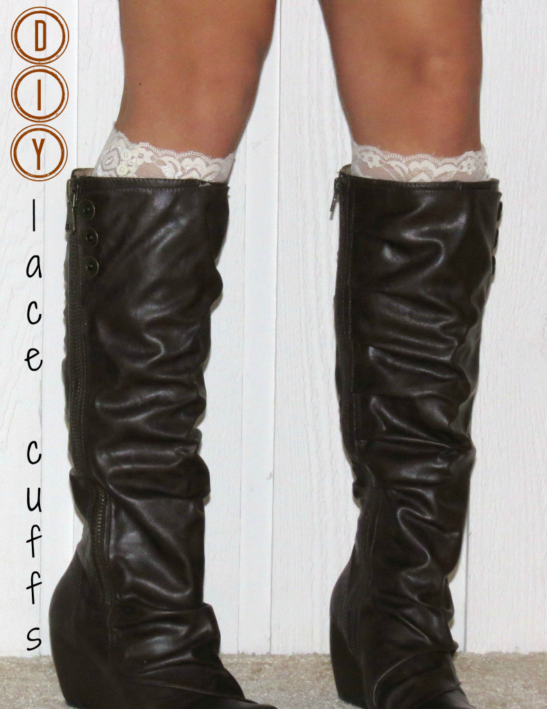 Elegant Diy Lace Cuffs Lace Boot Cuffs Of Awesome 50 Pictures Lace Boot Cuffs