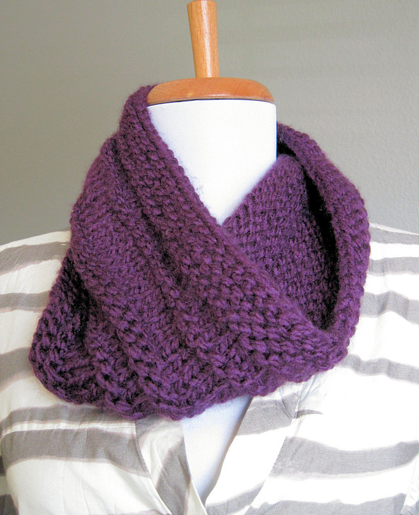 Elegant Diy Purple Knit Cowl In the Hammock Vintage Style Knitted Cowl Of Brilliant 41 Models Knitted Cowl