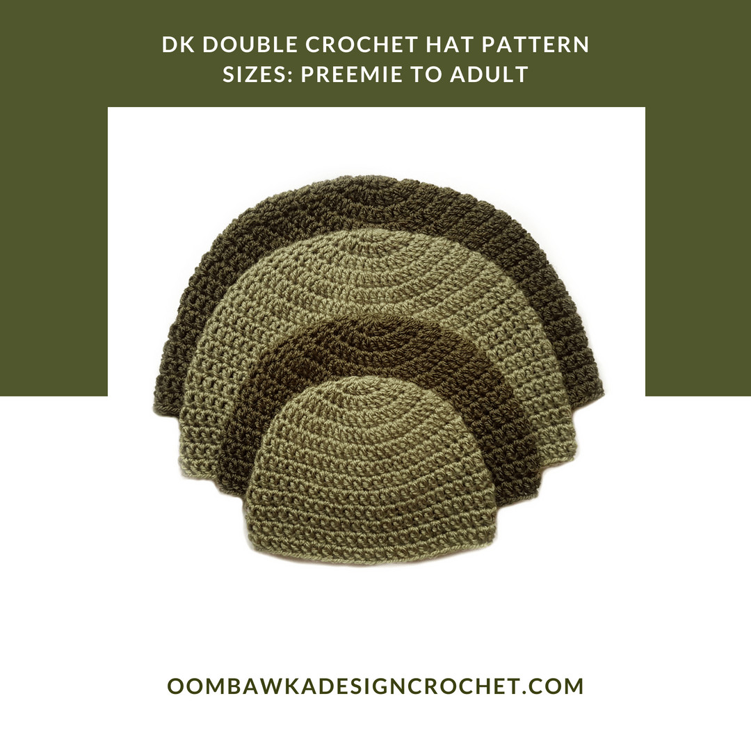 Elegant Dk Double Crochet Hat Pattern for Beginners • Oombawka Double Crochet Hat Of Great 43 Models Double Crochet Hat