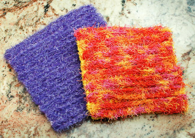 Elegant Double Sided Scrubby Dishcloth Scrubby Yarn Patterns Of Adorable 47 Images Scrubby Yarn Patterns