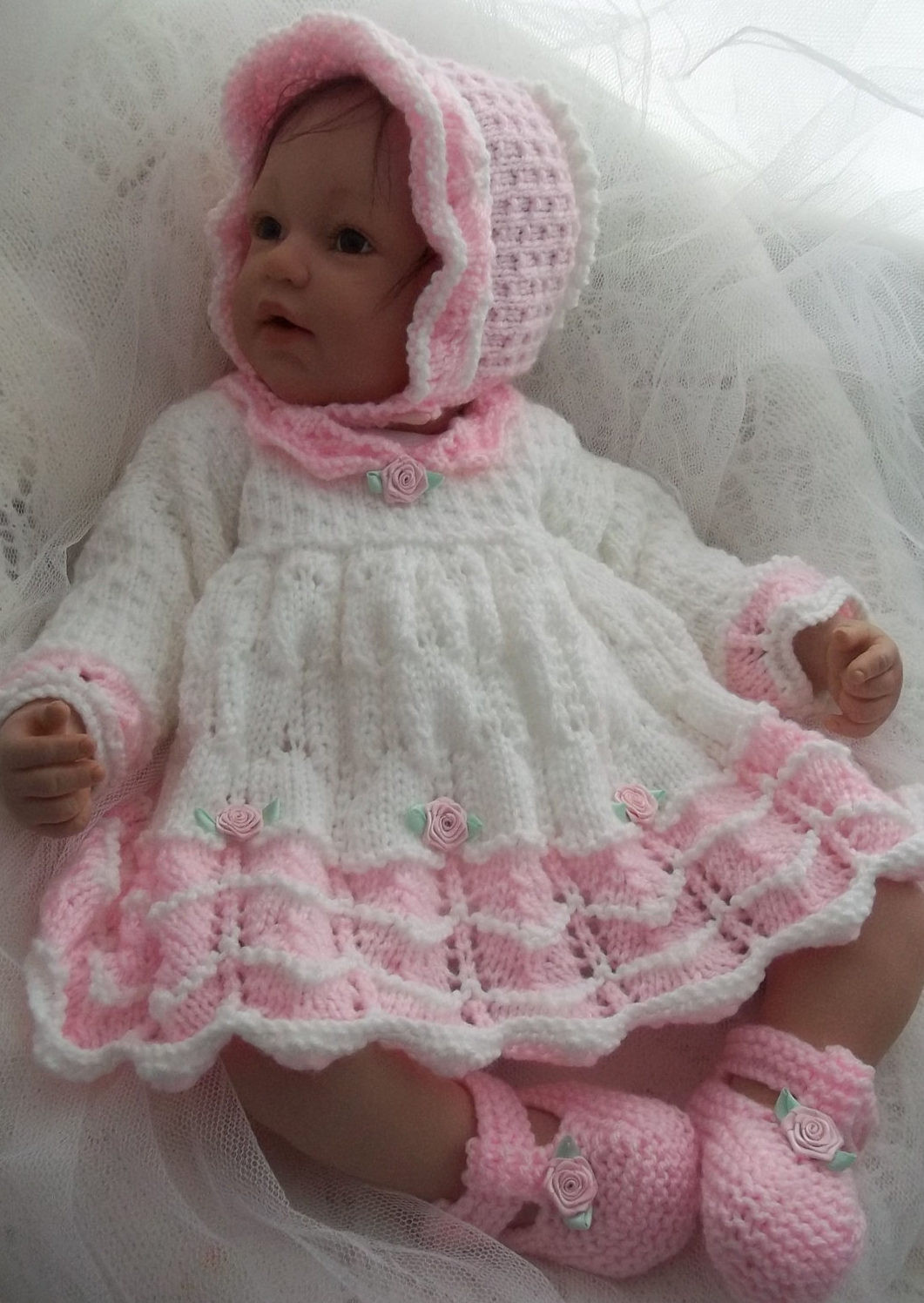 Elegant Dresses and Skirts for Children Knitting Patterns Baby Girl Knitted Dress Of Incredible 47 Photos Baby Girl Knitted Dress